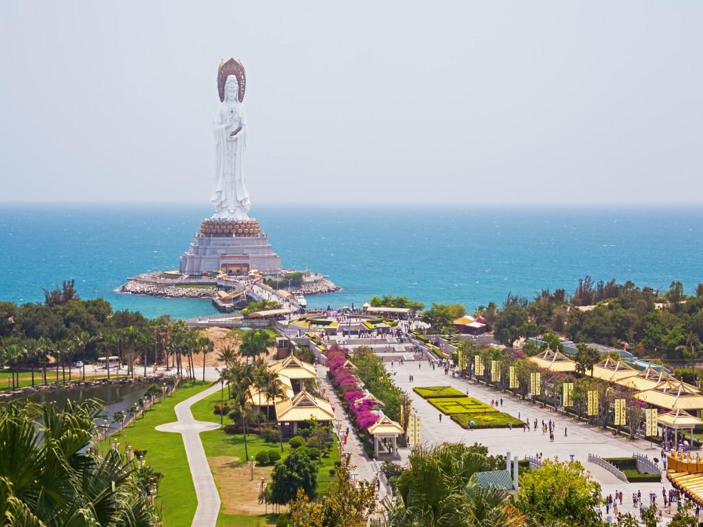 Hainan Dadong Sea