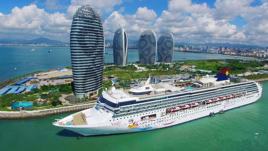 Sanya Cruise Port