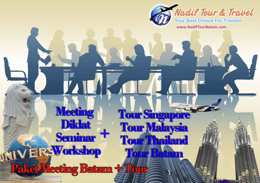 batam meeting tour